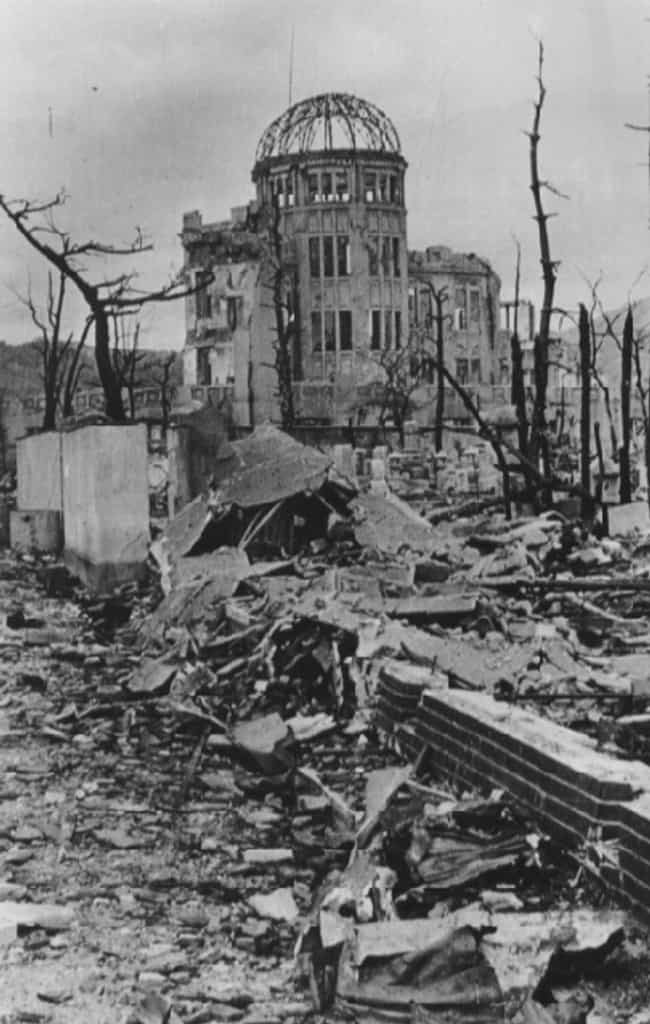 The Most Haunting Photos Of Hiroshima, Taken In The Aftermath Of The Atomic Bomb
