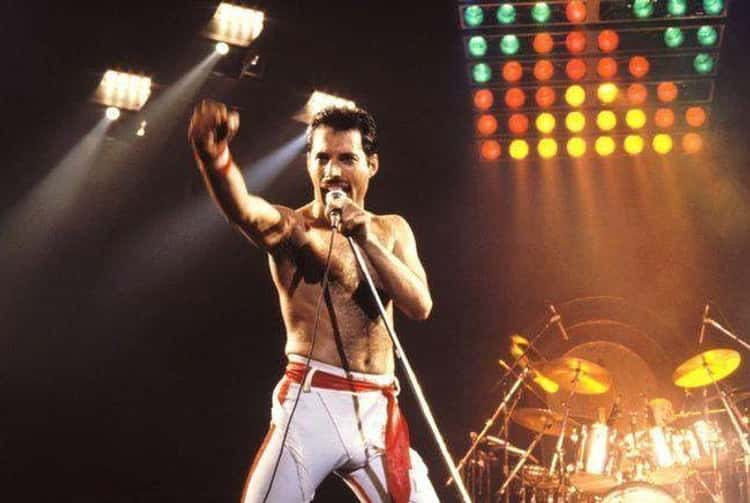 Mercury Was In It For The Music, Not For Power