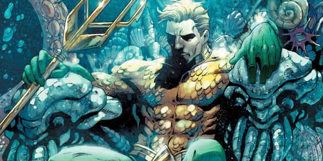 Everything We Know About The Seven Kingdoms From DC's 'Aquaman'