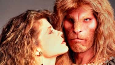 Beauty And The Beast Meet In  is listed (or ranked) 1 on the list Ron Perlman Starred In An '80s Version of 'Beauty And The Beast,' And It's Actually Horrifying