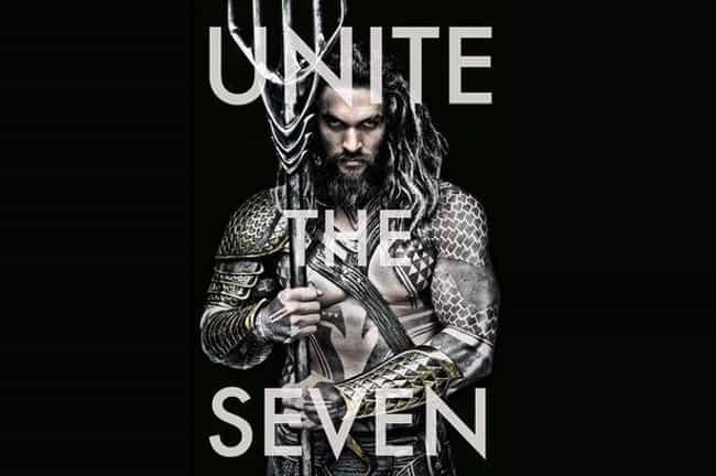 'Unite The Seven' is listed (or ranked) 2 on the list Every Submerged And Buried Easter Egg In 'Aquaman'