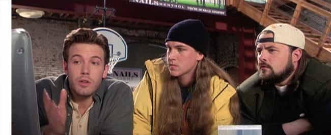 1995-2006: Smith And Affleck C... is listed (or ranked) 1 on the list A Timeline Of Ben Affleck And Kevin Smith's Complicated Friendship