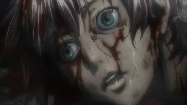 Isabel & Furlan - No Regrets is listed (or ranked) 4 on the list The 16 Most Traumatic Attack On Titan Deaths (So Far)