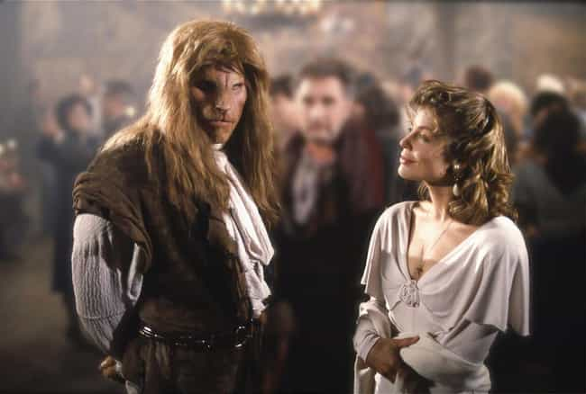 Their Romance Develops In A Bi... is listed (or ranked) 2 on the list Ron Perlman Starred In An '80s Version of 'Beauty And The Beast,' And It's Actually Horrifying
