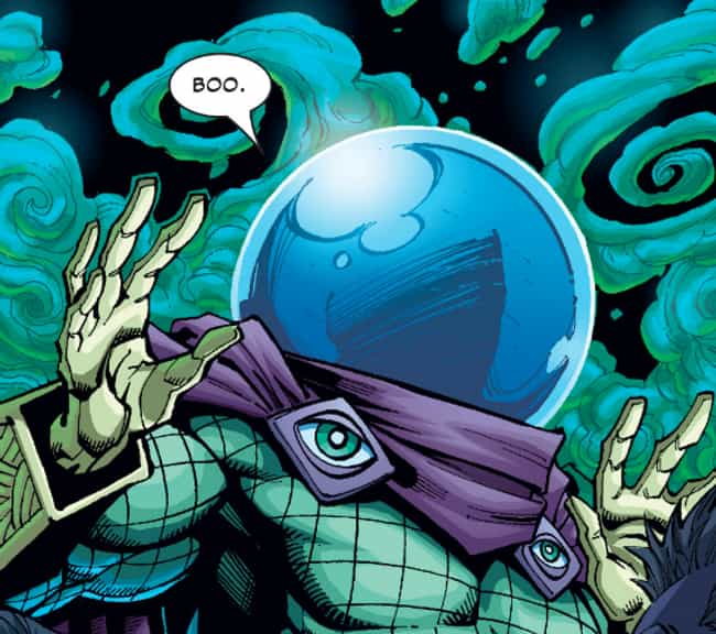 Aside From Quentin Beck, There... is listed (or ranked) 8 on the list Everything We Know About Mysterio, The Next Big Spider-Man Villain