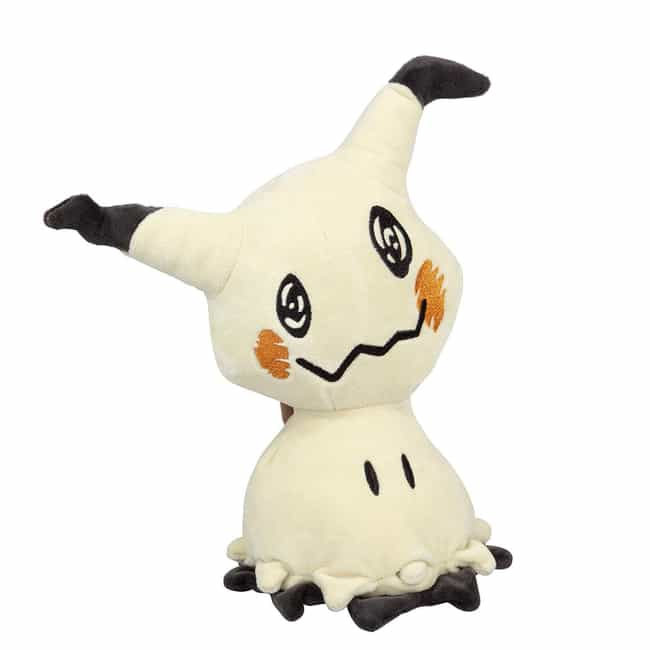Pokémon Mimikyu P... is listed (or ranked) 2 on the list The Best Video Game Plushies