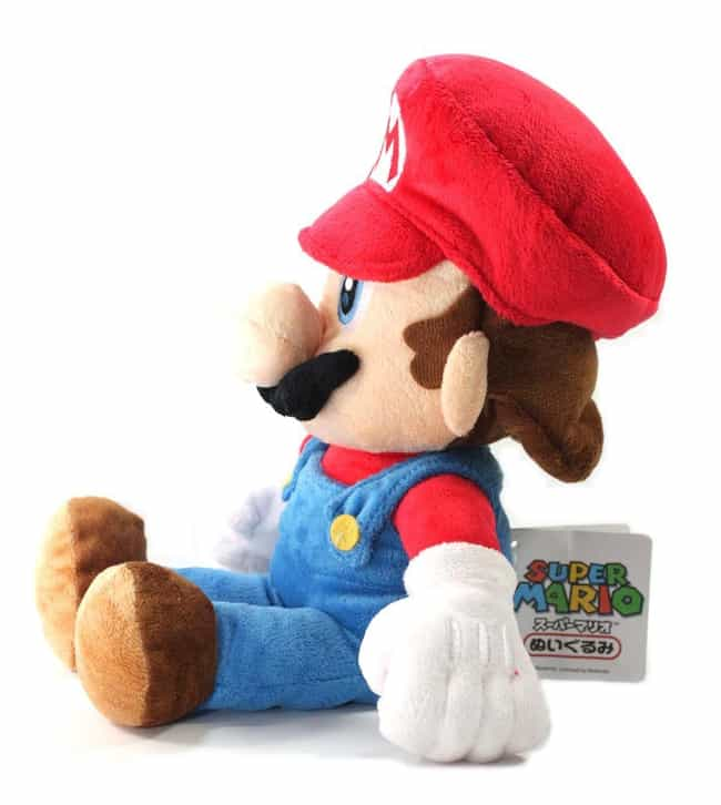 Super Mario Plushie (Jap... is listed (or ranked) 4 on the list The Best Video Game Plushies