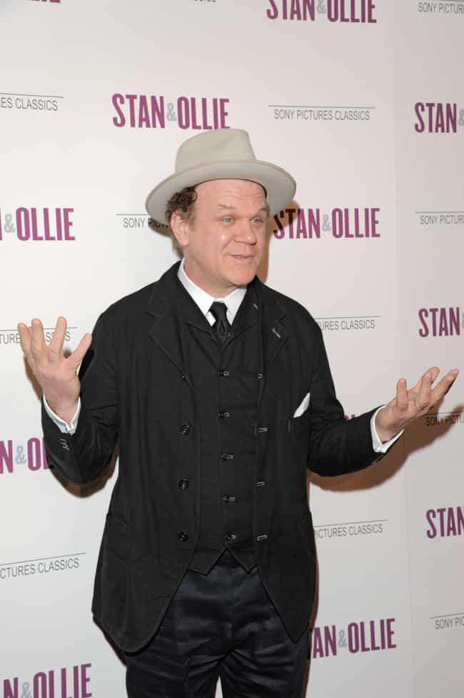He Sometimes Has 'Graphic' Dre... is listed (or ranked) 4 on the list Things You Didn't Know About John C. Reilly