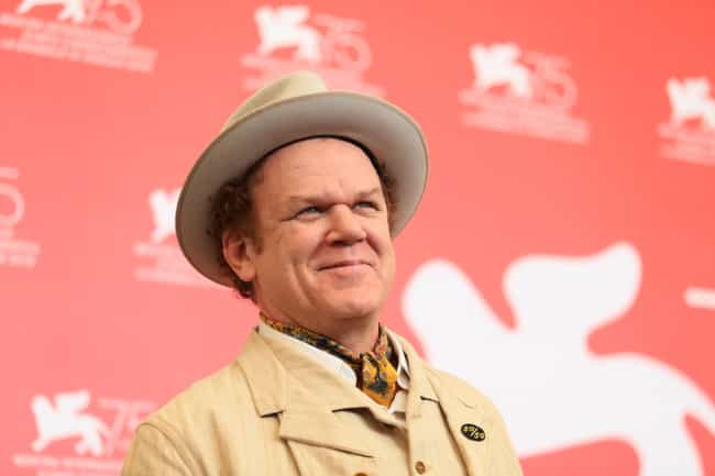 He Strongly Identifies With Hi... is listed (or ranked) 8 on the list Things You Didn't Know About John C. Reilly