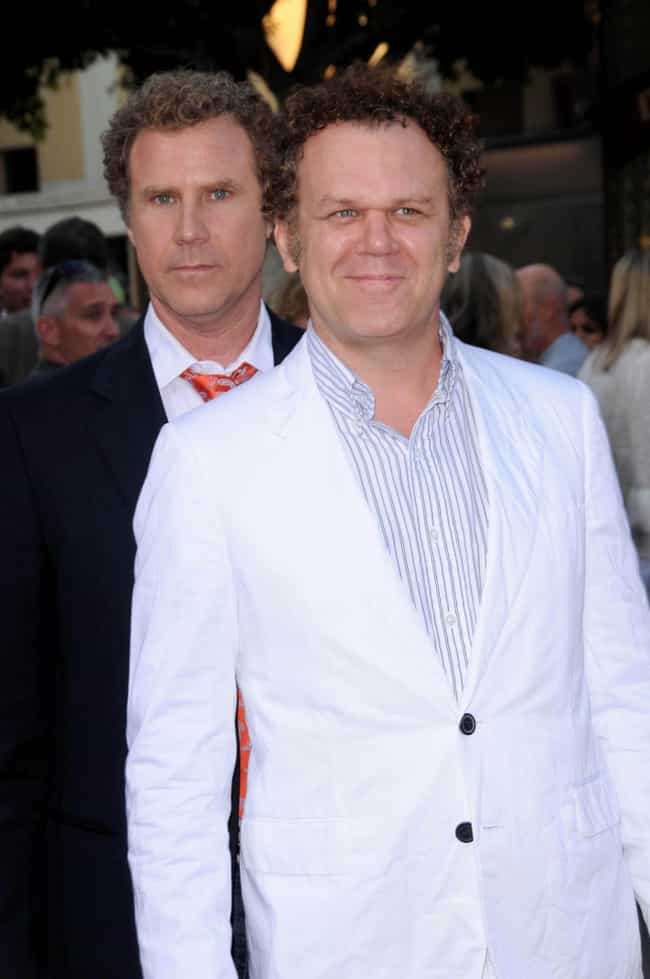Will Ferrell Is One Of His Bes... is listed (or ranked) 6 on the list Things You Didn't Know About John C. Reilly