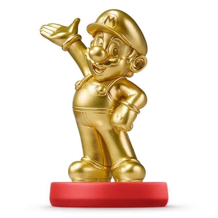 Gold Mario (Japanese Variant)