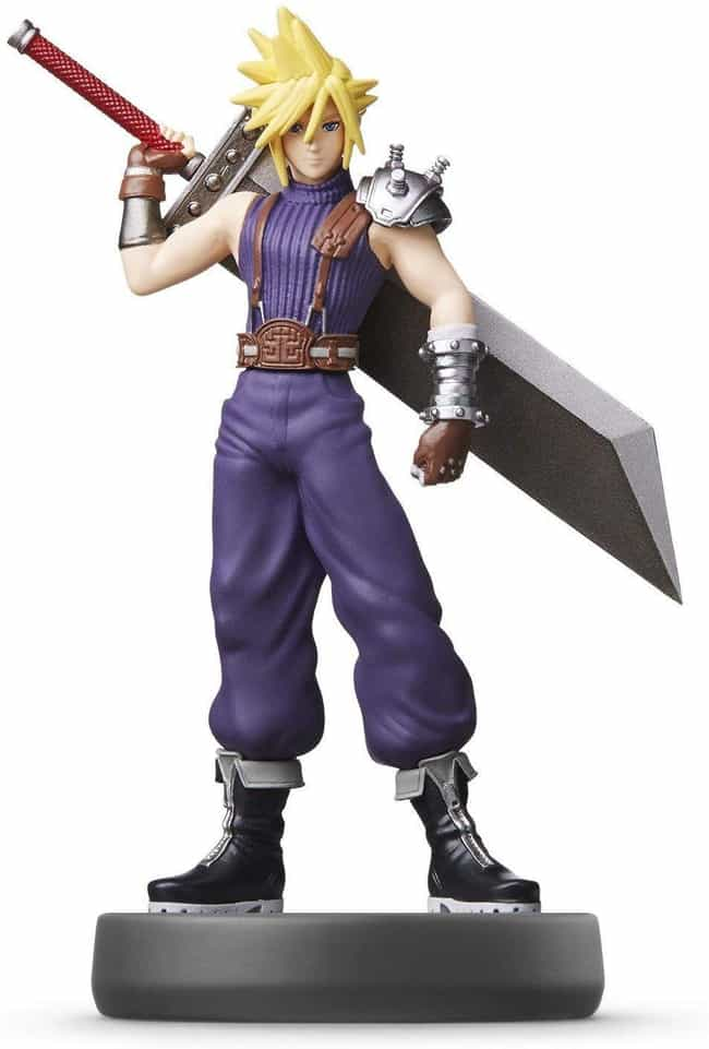 Cloud (Super Smash Bros Series... is listed (or ranked) 1 on the list The Best Amiibos For Super Smash Bros.