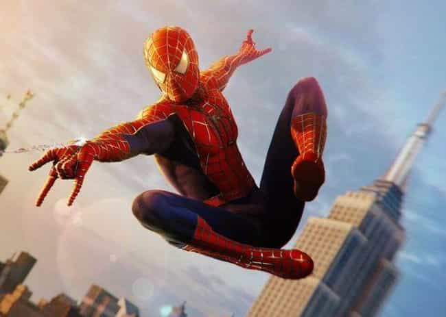Sam Raimi Suit is listed (or ranked) 3 on the list The Best Spider-Man PS4 Suits, Ranked
