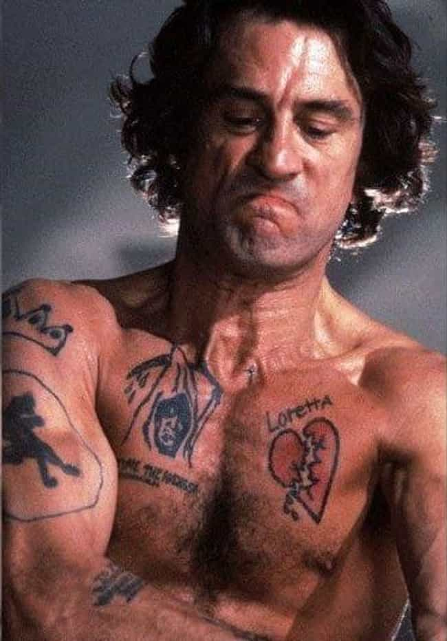 Robert De Niro Altered His Bod... is listed (or ranked) 1 on the list Behind The Scenes Of 'Cape Fear,' Robert De Niro's Most Unsettling Role