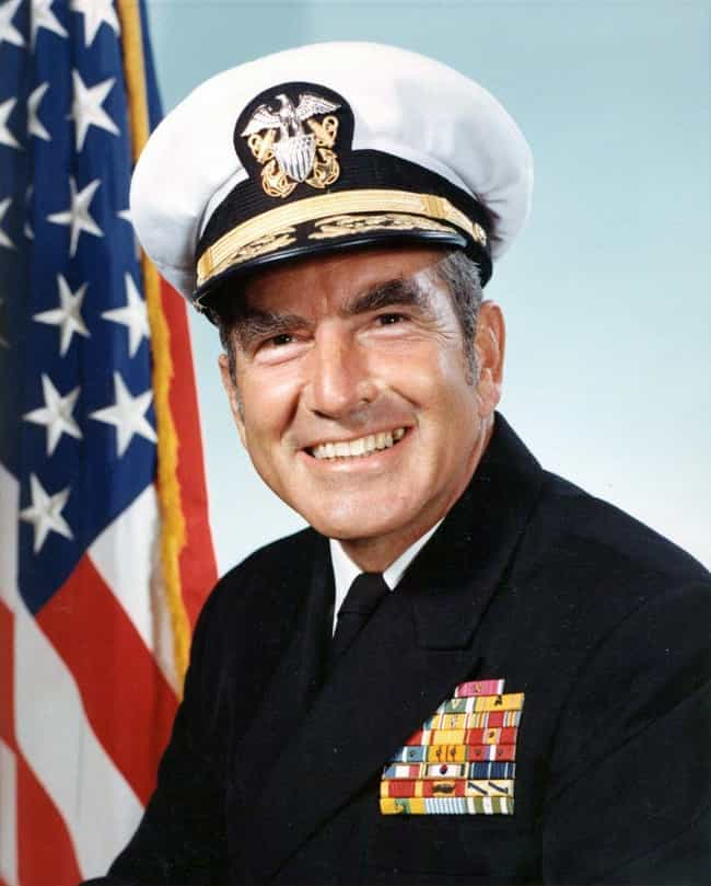 The Chief Of Naval Operations ... is listed (or ranked) 2 on the list Stories From Number One Observatory Circle, The Abode Of The Vice President