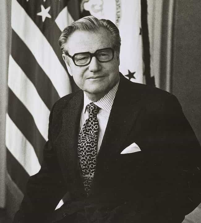 Nelson Rockefeller Purchased A... is listed (or ranked) 4 on the list Stories From Number One Observatory Circle, The Abode Of The Vice President