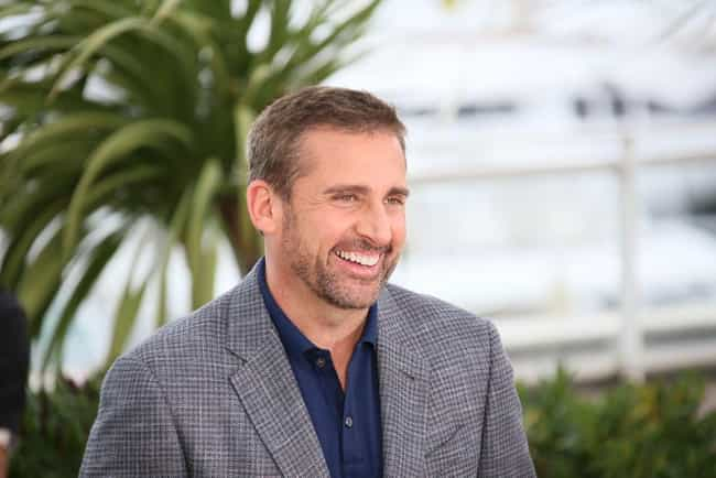 He Almost Lost The Michael Sco... is listed (or ranked) 2 on the list Things You Didn't Know About Steve Carell