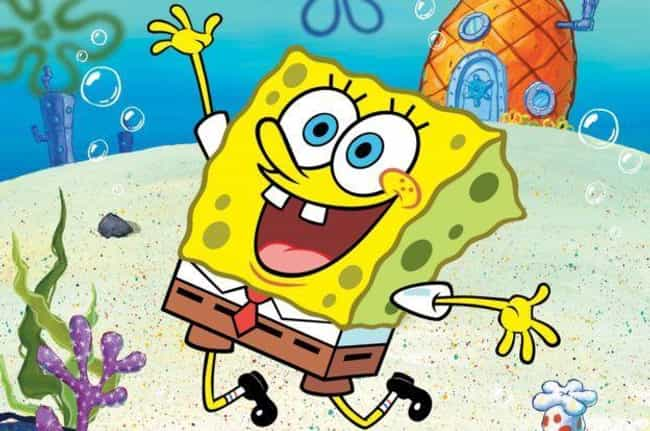 SpongeBob Wasn't His Ori... is listed (or ranked) 1 on the list 15 Things About 'SpongeBob SquarePants' You Never Knew