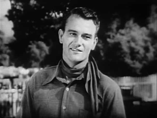Wayne Tried To Attend The Nava... is listed (or ranked) 1 on the list John Wayne Was America's Favorite Cinematic Soldier, But He Didn't Serve In WWII