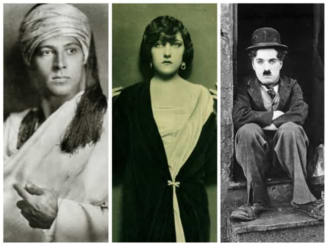 1920s: Rudolph Valentino, Glor... is listed (or ranked) 3 on the list Here's What 'Hollywood Royalty' Looked Like In Every Decade Of The 20th Century