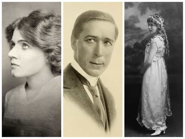 1910s: Florence Lawrence, Will... is listed (or ranked) 2 on the list Here's What 'Hollywood Royalty' Looked Like In Every Decade Of The 20th Century