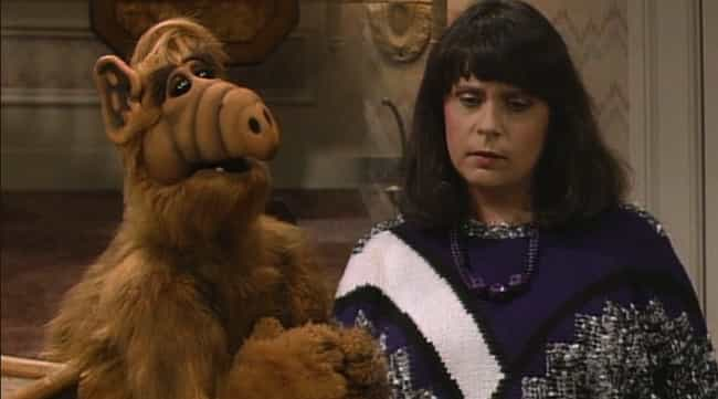 'ALF' Accidentally Showed View... is listed (or ranked) 2 on the list 'ALF' Is A Bizarre Fever Dream Of An '80s TV Show That's Way Darker Than You Remember