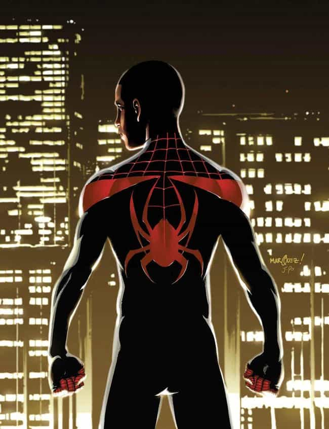 Miles Morales Is The Spi... is listed (or ranked) 1 on the list Comic Book Characters That Were Criticized For 'Forced Diversity' And Became Fan Favorites Anyway