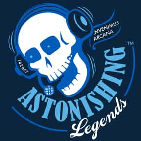 Astonishing Legends  is listed (or ranked) 1 on the list The Best Current Podcasts