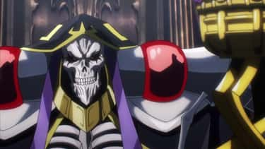 Overlord is listed (or ranked) 1 on the list The Best Anime Like Log Horizon