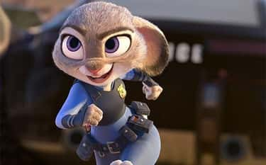 Judy Could Be Named After A Ch is listed (or ranked) 1 on the list Jokes And References That Went Over Your Head In 'Zootopia'