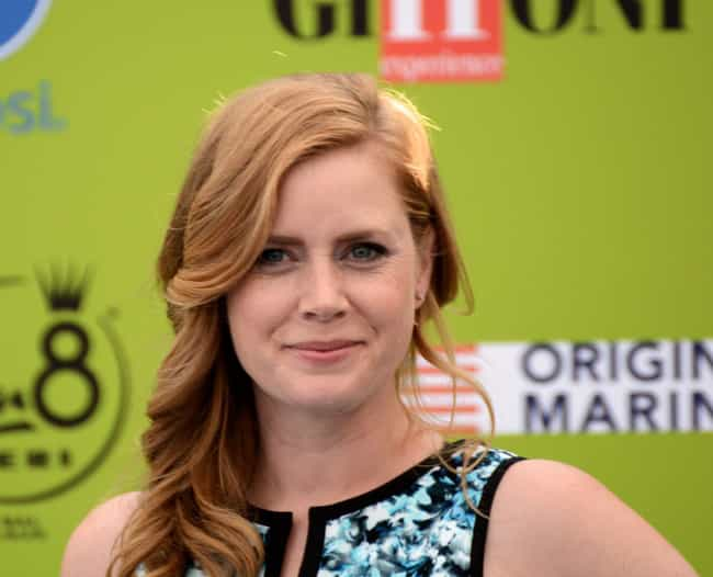 She Was Born In Italy is listed (or ranked) 4 on the list 16 Things You Didn't Know About Amy Adams