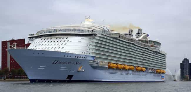 Arron Hough, Royal Caribbean, ... is listed (or ranked) 1 on the list 20 People Who Fell Off The Sides Of Cruise Ships