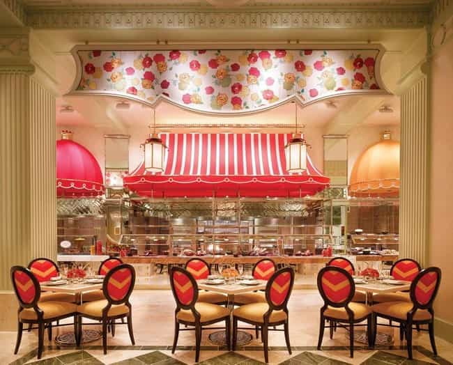 The Buffet at Wynn is listed (or ranked) 1 on the list The Best Buffets In Las Vegas