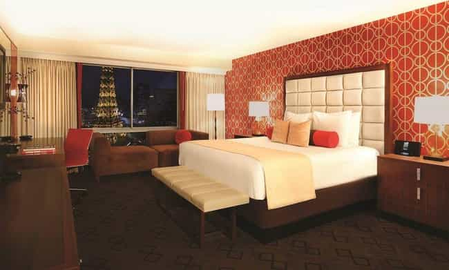 Bally's Las Vegas is listed (or ranked) 2 on the list The Best Hotels In Las Vegas