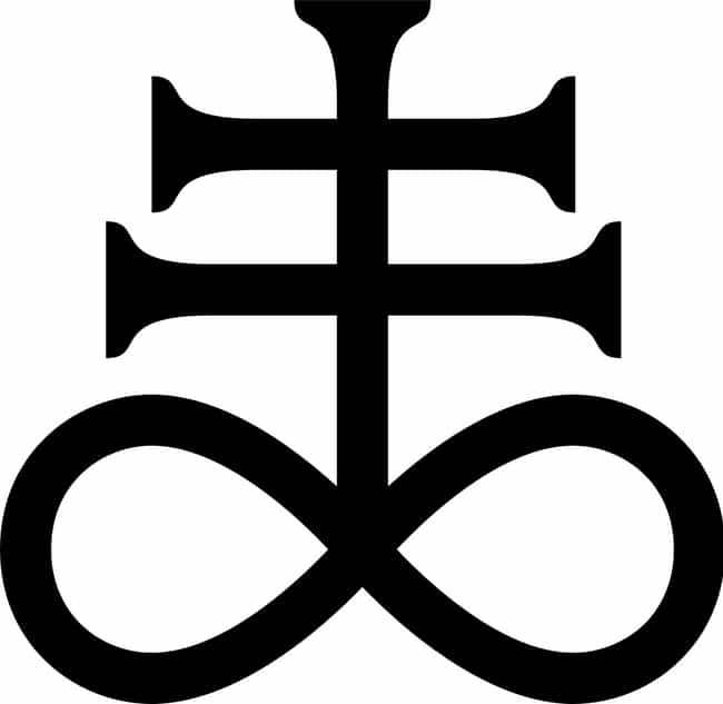 Leviathan Cross is listed (or ranked) 1 on the list Be Wary Of Displaying These Recognizable Symbols With Powerful Mystical Connections