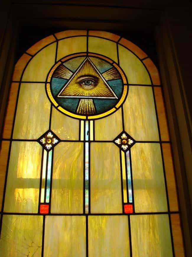 The Eye Of Providence is listed (or ranked) 2 on the list Be Wary Of Displaying These Recognizable Symbols With Powerful Mystical Connections