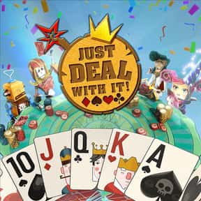 Just Deal With It! is listed (or ranked) 7 on the list The Best PS4 Games Under $20