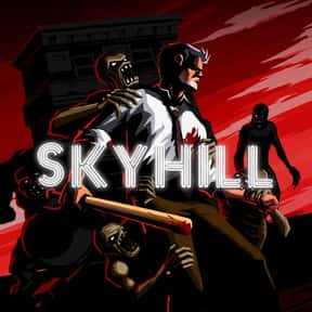 Skyhill is listed (or ranked) 9 on the list The Best PS4 Games Under $20