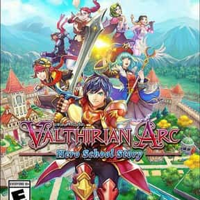 Valthirian Arc: Hero School St is listed (or ranked) 11 on the list The Best PS4 Games Under $20