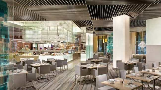 Bacchanal Buffet is listed (or ranked) 2 on the list The Best Buffets In Las Vegas