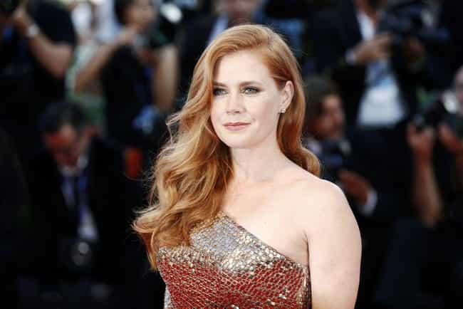 A Star Turn In 'Enchanted' Inc... is listed (or ranked) 1 on the list 16 Things You Didn't Know About Amy Adams