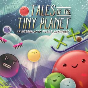 Tales of the Tiny Planet is listed (or ranked) 8 on the list The Best PS4 Games Under $20