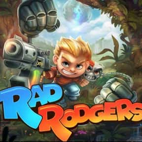 Rad Rodgers is listed (or ranked) 19 on the list The Best PS4 Games Under $20