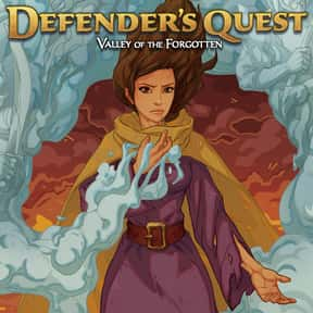 Defender's Quest: Valley of th is listed (or ranked) 21 on the list The Best PS4 Games Under $20