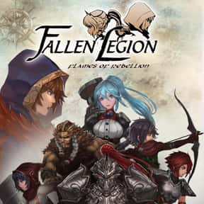 Fallen Legion: Flames of Rebel is listed (or ranked) 17 on the list The Best PS4 Games Under $20
