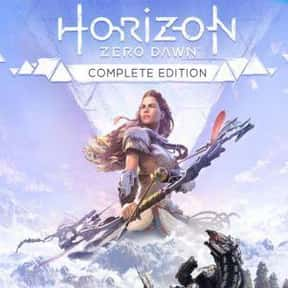 Horizon Zero Dawn: Complete Ed is listed (or ranked) 1 on the list The Best PS4 Games Under $20