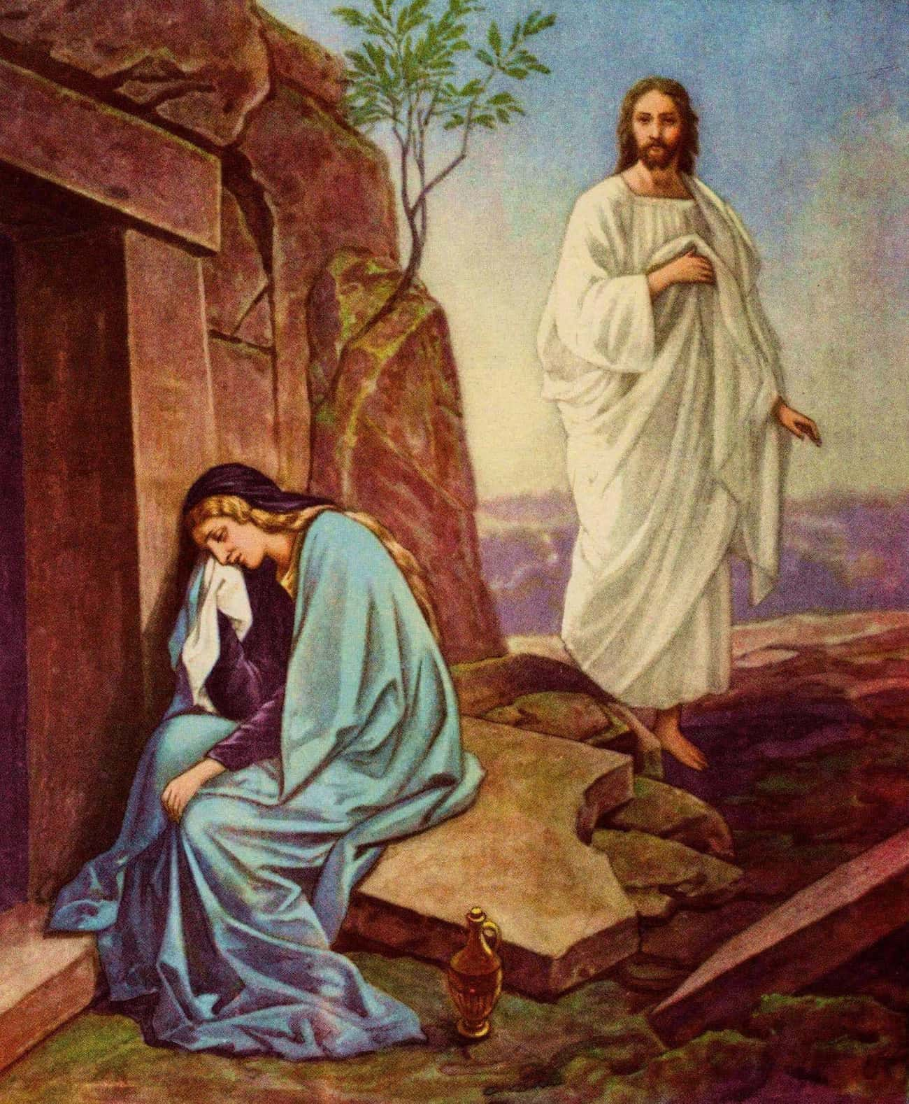 The Gospel Might Reinforce The is listed (or ranked) 3 on the list The Gospel Of Thomas Has Some Evidence That One Of Jesus' Disciples Was His Twin Brother