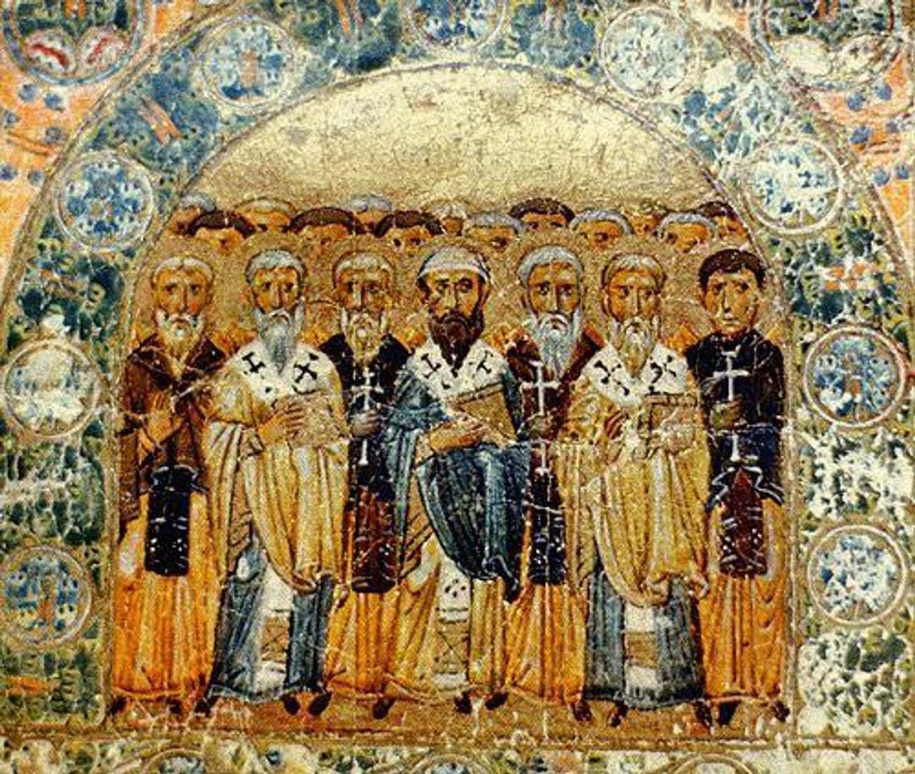 The Early Church Fathers Hated is listed (or ranked) 4 on the list The Gospel Of Thomas Has Some Evidence That One Of Jesus' Disciples Was His Twin Brother