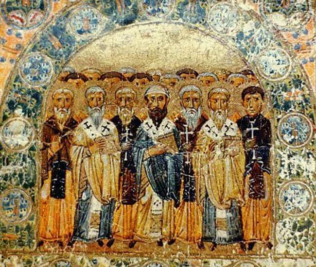 The Early Church Fathers Hated... is listed (or ranked) 4 on the list The Gospel Of Thomas Has Some Evidence That One Of Jesus' Disciples Was His Twin Brother