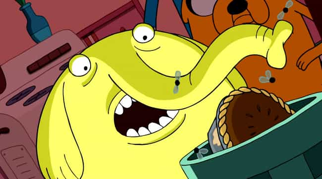 Tree Trunks And Her Swee... is listed (or ranked) 2 on the list Adult Jokes In 'Adventure Time' You Missed The First Time
